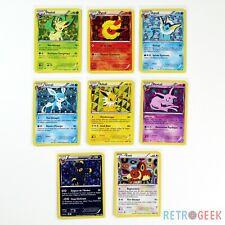 Lot 8 x Cartes Pokémon Promo Holo Evoli etc BW87 à BW94 Noir Blanc [VF] 2013 TBE