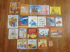 Mixed Lot 20 PICTURE BOOKS Bargain Teacher Classroom Library 5 HB Nice!