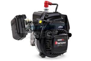 Zenoah G320RC 32cc 4 Bolt 2 Stroke Engine /w Walbro WT-1107 Carburetor