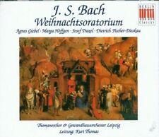 Bach Weihnachtsoratorium, BWV 248 (Berlin Classics, 1962/94) [3 CD]
