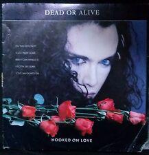 "DEAD OR ALIVE - HOOKED ON LOVE 12"" AUSTRALIA"