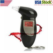 Digital LCD Alcohol Breathalyser Drink Driving Breathalyzer Breath Tester Alert