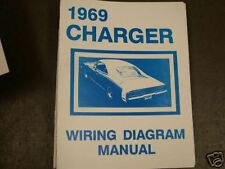 1969 Dodge Charger Wiring Diagram Manual