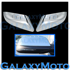 12-14 Ford Edge+LINCOLN MKX Triple Chrome plated ABS Top Half Mirror Cover
