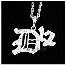 Hip Hop Eminem RAPPER D12  Long Necklace Pendants 90cm Chain