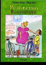 Prinzessin Rosenblüte-Kirsten Boie-