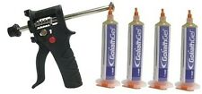 GOLIATH GEL - Gel professionnel anti cafards - 4 tubes + pistolet professionnel!