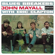 John Mayall and The Bluesbreakers with Eric Clapton : Blues Breakers Vinyl 12""