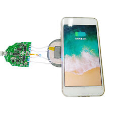 10W Qi Wireless Charger Module Coil PCBA Circuit Board Cargador Inalam Brico