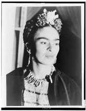 Frida Kahlo de Rivera,Magdalena Carmen Frieda Kahlo y Calder�n,1907-1954