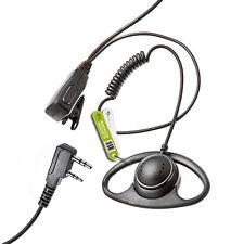 D-Tipo di auricolare per Wouxun Radio