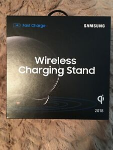 Samsung Wireless Charging Stand Black Wireless Charger