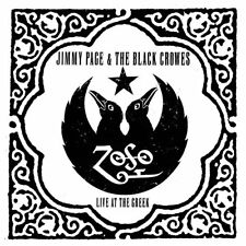 Live at The Greek 3 Disc Set Jimmy The Black Crowes Page 2013 Vinyl