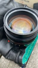 Leica Leitz 50mm F1 Noctilux-M Lens, For Leica M Body