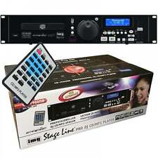 IMG Stage Line DJ CD & MP3 Players with USB Connection