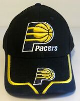 NBA Indiana Pacers Basketball Hat Cap Size Adjustable - New Without Tags