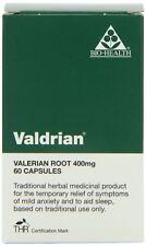 Bio Health Valdrian 400mg 60 capsules