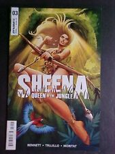 SHEENA QUEEN OF THE JUNGLE #3! COVER B VARIANT! 2017 DYNAMITE