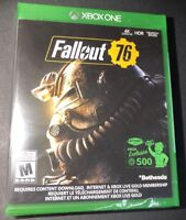 Fallout 76 (XBOX ONE) NEW