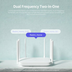 Xiaomi Redmi AC2100 Router 2033Mbps WiFi Router Extender For Home Office L1V2