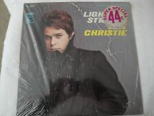 LOU CHRISTIE LIGHTNIN' STRIKES VINYL LP 1966 MGM RECORDS SINCE I FELL FOR YOU EX