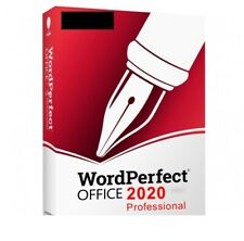 Corel WordPerfect Office Professional 2020 Multilanguage Lifetime license