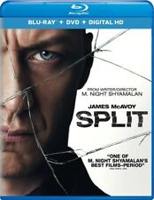 Split [New Blu-ray] With DVD, UV/HD Digital Copy, 2 Pack, Digitally Mastered I