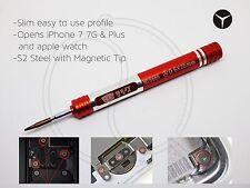 Apple iPhone 7 7G Watch Screwdriver Tri-Point Y Tip Red Tool Repair triwing