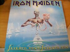 IRON MAIDEN SEVENTH SON OF A SEVENTH SON LP  ITALY 1988
