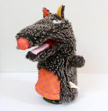 Doudou Marionnette loup Edulobo