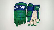 "Bauer Nexus Custom Glove --- Whalers 13"""