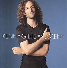 The Moment [Bonus Track] by Kenny G (CD, Sep-2000, Arista)