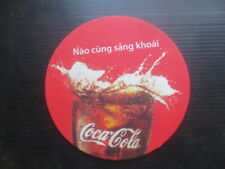 1 only COKE COLA ,VIETNAM issue ??? soft drink  Coaster