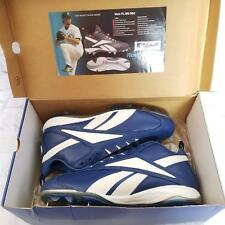 Reebok Authentic Men's Baseball Cleats Size 14 Metal Vero FL M6 Mid Royal/White