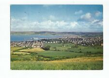 Postcard Stranraer Wigtownshire Scotland postmark 1974  (A38)