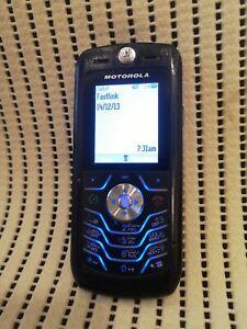 Motorola SLVR L6 - Black (Unlocked) Cellular Phone