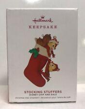 Hallmark 2019 Ornament Stocking Stuffers Disney Chip and Dale