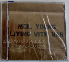 NEIL YOUNG - LIVING WITH WAR - CD Sigillato