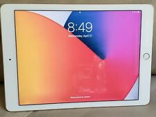 """Apple iPad Pro Tablet 9.7"""" A1673 Gold iC Locked AS IS"""