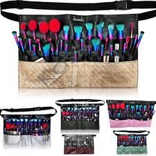 Professional Makeup Brush Bag Tool Belt Beauty Artist Apron Cosmetic Case Holder