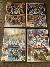 The Sims 3 Pets & World Adventures & Ambitions & Generations 4 Great Pc Games