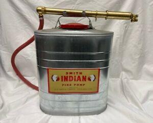 Tank Capacity 12-1//2 lb INDIAN 179014-1 Wildland Fire Pump 5 gal