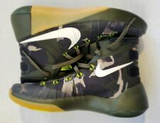 outlet store 2af1a efae8 New Nike Hyperdunk 2015 PRM mens size 10 army camo NBA