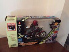Harley Davidson Moto sportster 883 Rc Bike Tyco Taiyo (no Nikko Reel scrambler)