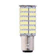 1157 P21 / 5W 1016 Bombilla de Luz LED Blanco para coche 3528 SMD 120 U1X1