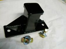 "CUSTOM  2"" Receiver Hitch - Fits John Deere X500 series and more"