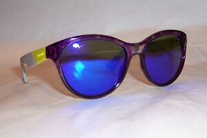 NEW Carrera Sunglasses 5011/S 8GV-TE VIOLET/PURPLE MIRROR AUTHENTIC