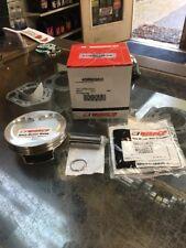 2006-2014 Honda Trx450r, Trx450er Wiseco Piston Kit Std/stock 96mm Bore 12:1 CR