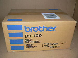 Original Brother Drum Unit DR-100 für HL-630, 631, 641, 645, 650, 655M, 660