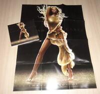 Mariah Carey : The Emancipation Of Mimi Thailand Promo CD & Poster Rare!